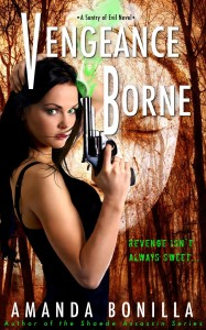 Amanda Bonilla, urban fantasy, Kristen Painter