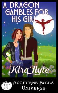 A Dragon Gambles for His Girl Ebook Cover Full Size