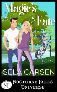 Magic's Fate Ebook Cover Full Size