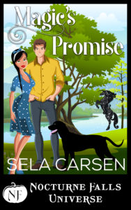 Magic's Promise Ebook Full Size