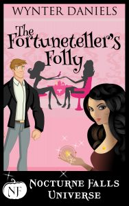 The Fortuneteller's Folly Ebook Cover Full Size